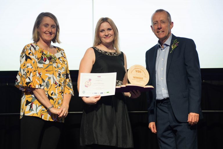 Golddigger Trust win Health and Wellbeing Award