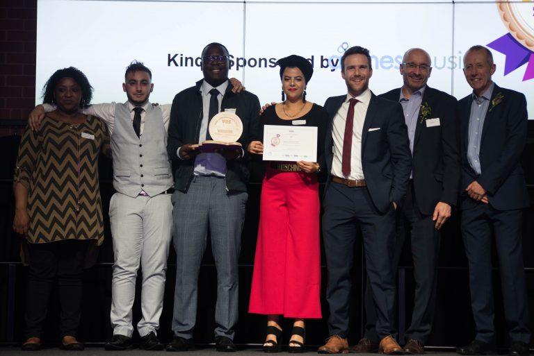 Zest win Resilient Communities Award